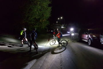 Mountain Bike Night Ride